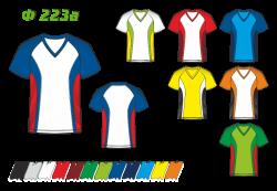 Футболка 223а