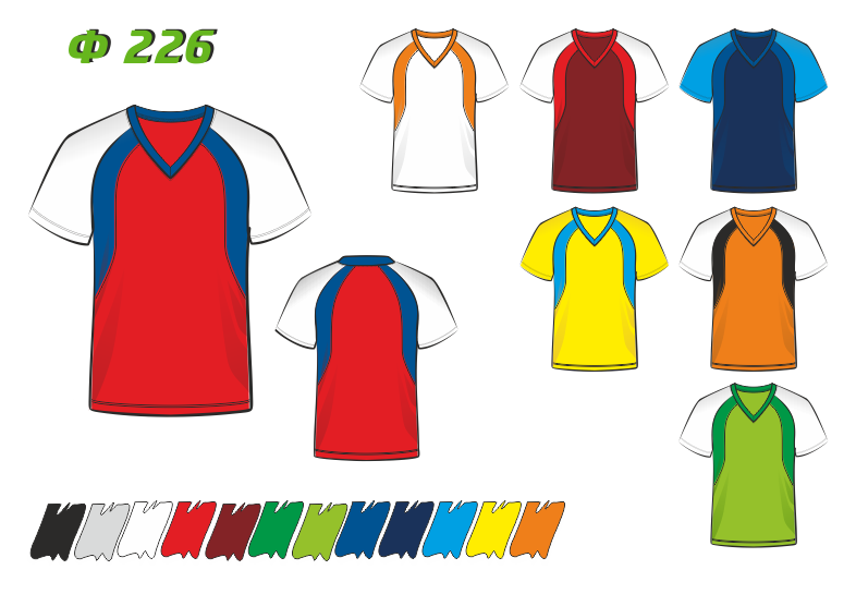 Футболка 226