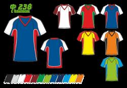 Футболка 238 с кантом