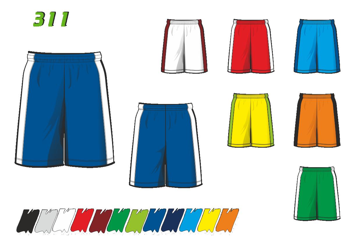 Баскетбольные шорты 311