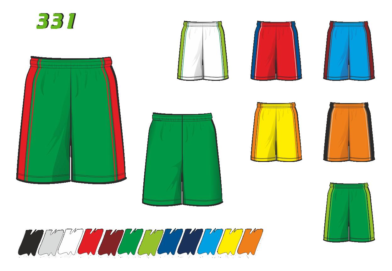 Баскетбольные шорты 331