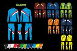 Лыжный комбинезон 423а/421а