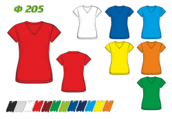 Футболка 205