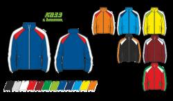 Куртка 833 с кантом