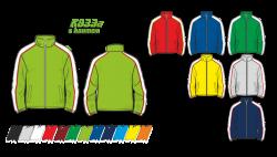 Куртка 833а с кантом