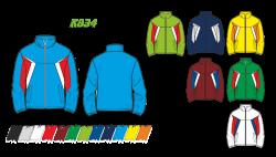 Куртка 834