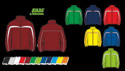 Куртка 835 с кантом