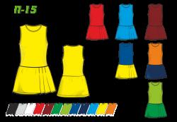 Платье П-15