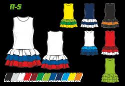Платье П-5
