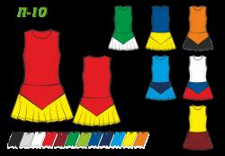Платье П-10
