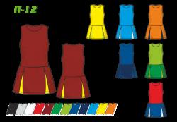 Платье П-12
