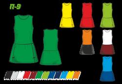 Платье П-9