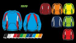 Толстовка 870