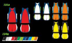 Легкоатлетическая форма 131а/134а