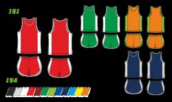 Легкоатлетическая форма 151/154