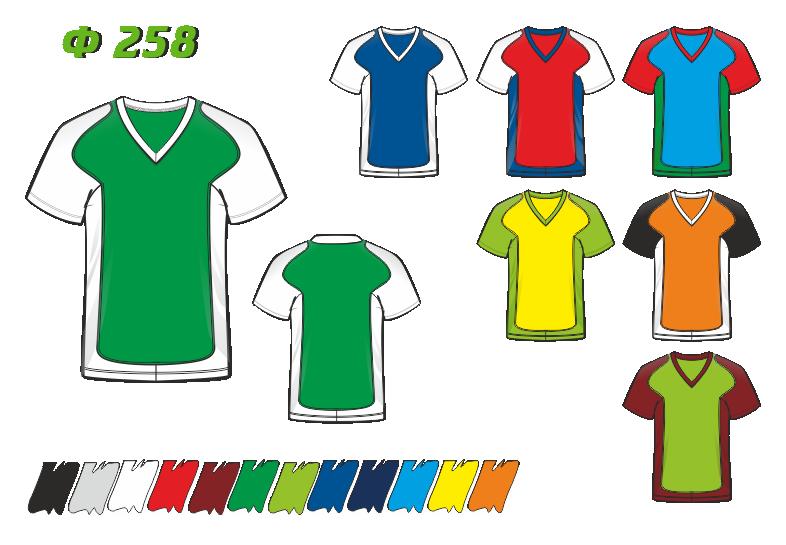 Футболка 258