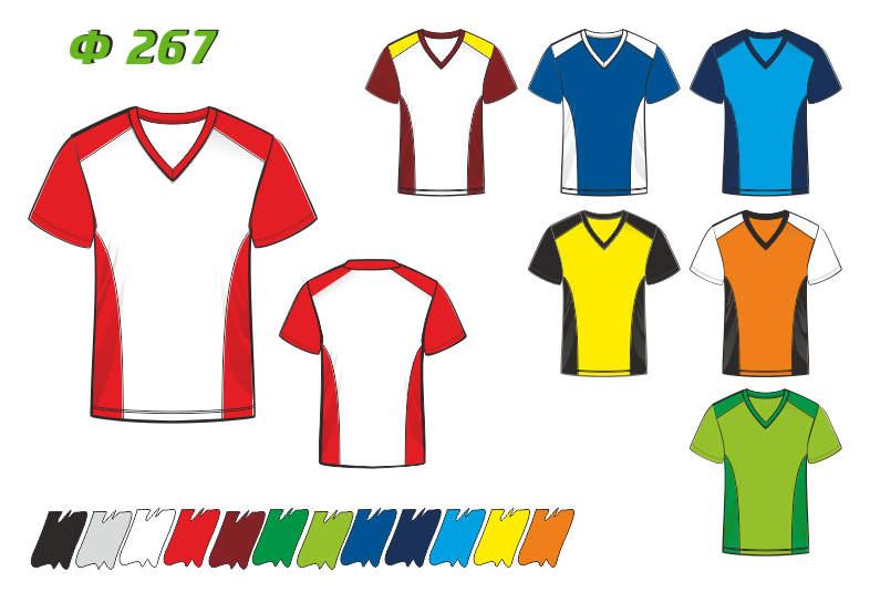 Футболка 267