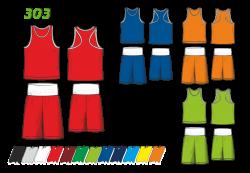 Боксерская форма 303
