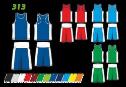Боксерская форма 313