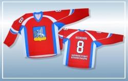 Хоккейная форма для администрации города Верхней Пышмы
