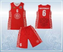 Баскетбольная форма ДЮСШ3