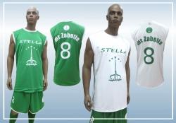 Баскетбольная форма Стелла