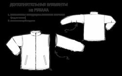 Доп. элементы на рукава