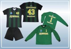 Футбольная форма Дубрава