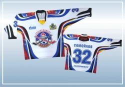 Хоккейная форма для хоккейного клуба Факел
