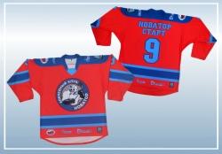 Хоккейная форма для хоккейного клуба Новатор